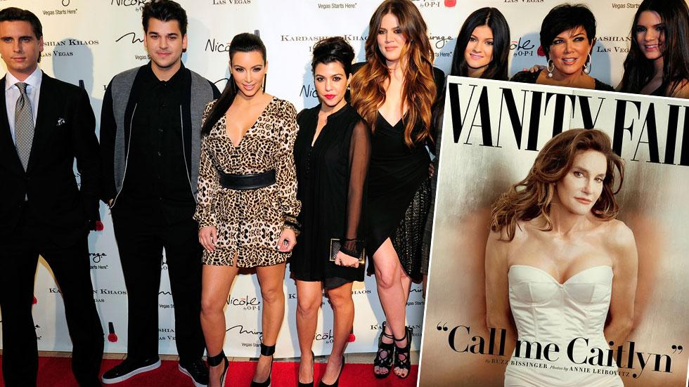 Caitlyn jenner vanity fair cover reactions