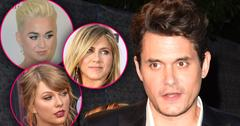 John mayer date blackballed famous ex girlfriends ok