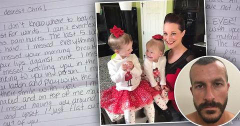 Inside [Shanann Watts]' Love Letters To Her Husband [Chris] Before She Was Murdered