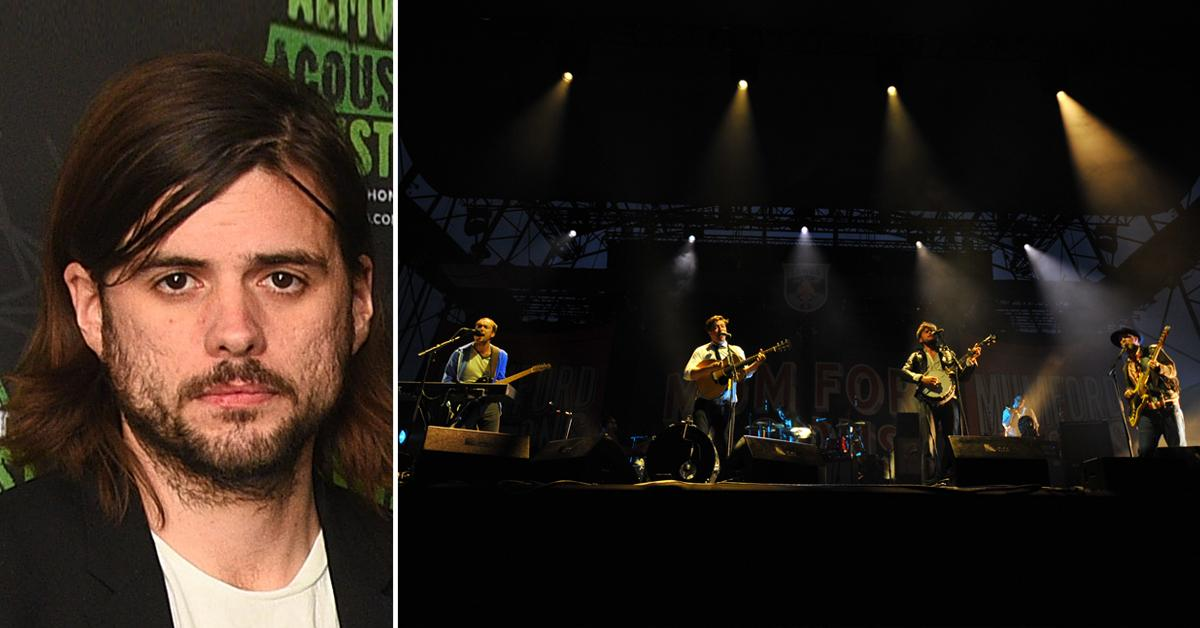 mumford sons winston marshall time away from band endorsing right wing novel pf