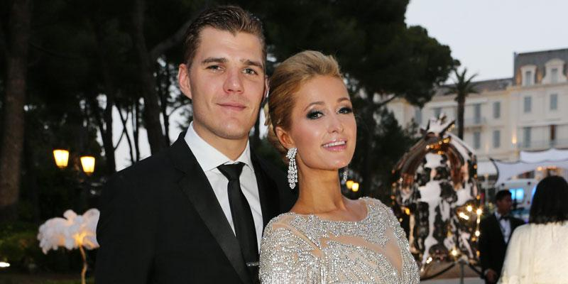 who did paris hilton date before chris zylka proposed 2 million ring pp
