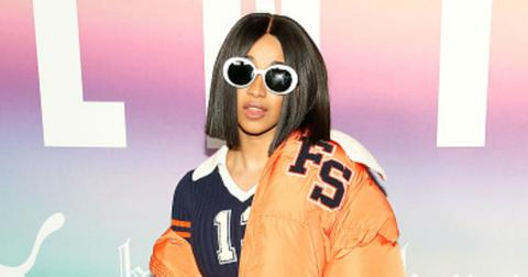 Cardi B Best New York Fashion Week Moments Photos hero