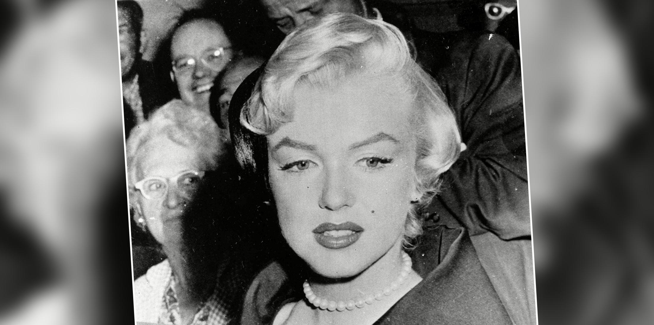 Marilyn Monroe's 'Death Wish' Exposed: Icon Was 'Unhappy & Damaged,'