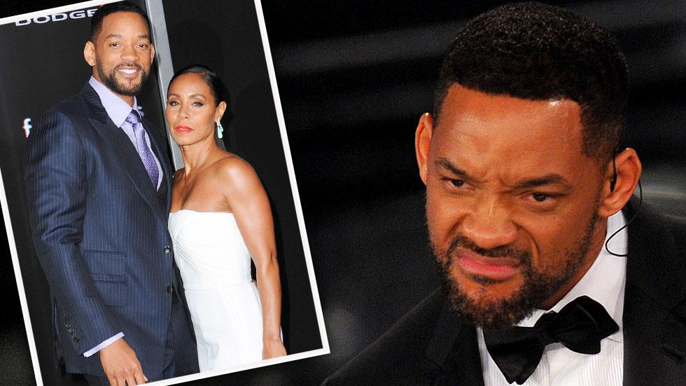 Will smith marriage grueling