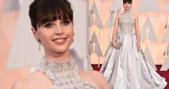 Felicity jones 2015 oscars arrivals 03