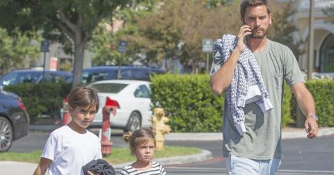 Scott disick kids