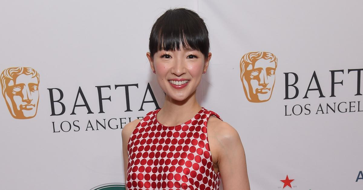 TV Show Host Marie Kondo Is Pregnant With Her Third 'Bundle Of Joy' — See Her Adorable Baby Bump