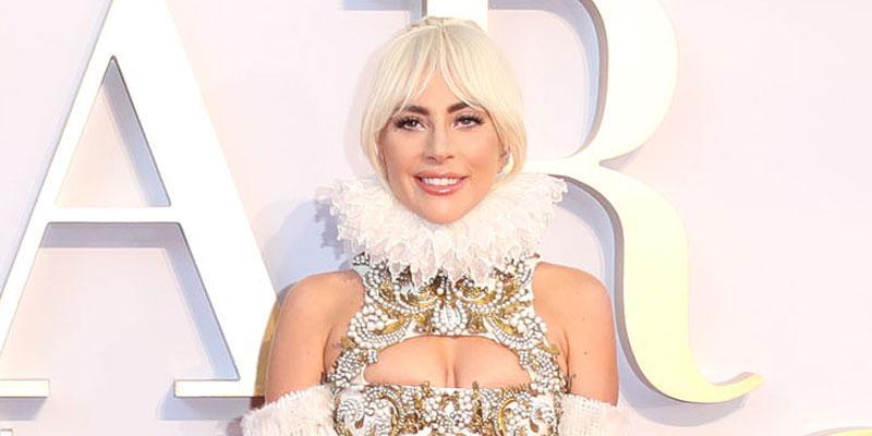 Gaga globes post pic