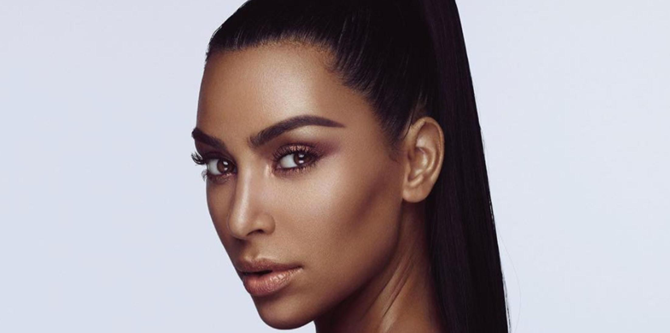 Kim kardashian blackface kkw beauty feature