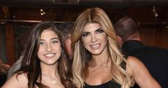 teresa giudice daughter gia smiling happy