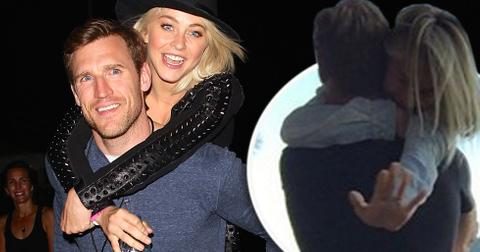 Julianne hough brooks laich engaged