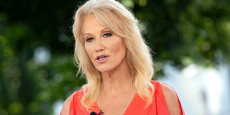 Claudia Conway Read On Twitter Mother Kellyanne Conway Was Quitting White House