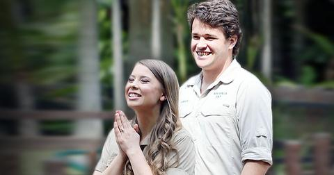 Pregnant Bindi Irwin Reveals Sex Of Baby No. 1, Shares Sweet Pic