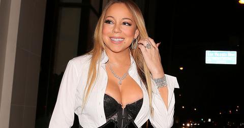 Mariah Carey arrives to Catch in LA