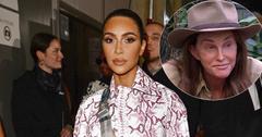 Kim Kardashian Caitlyn Jenner Inset