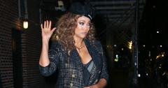 Tyra Banks Suffers Wardrobe Malfunction On DWTS