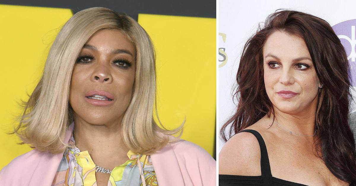 wendy williams says death to brotneyspears parents pp