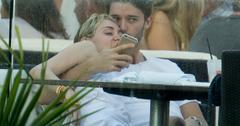Miley cyrus patrick pp