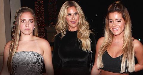 Kim zolciak plastic surgery botox party daughter HERO