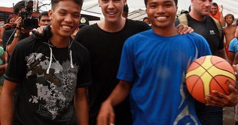 Justin Bieber Philippines 3