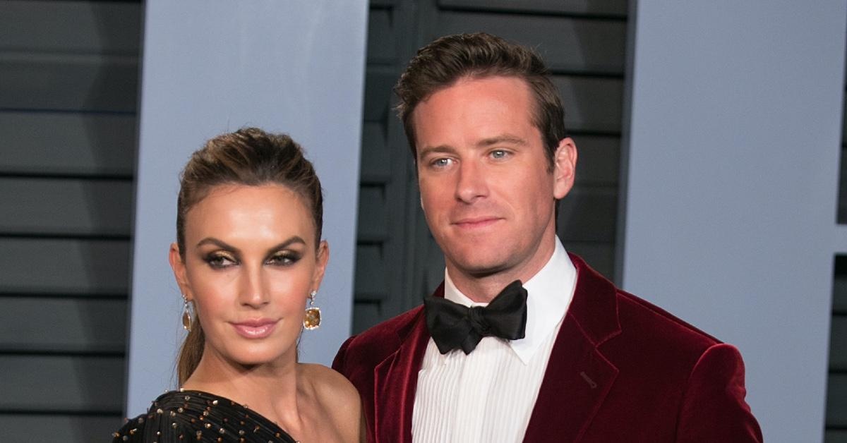 elizabeth chambers breaks silence estranged husband armie hammer cannibal scandal