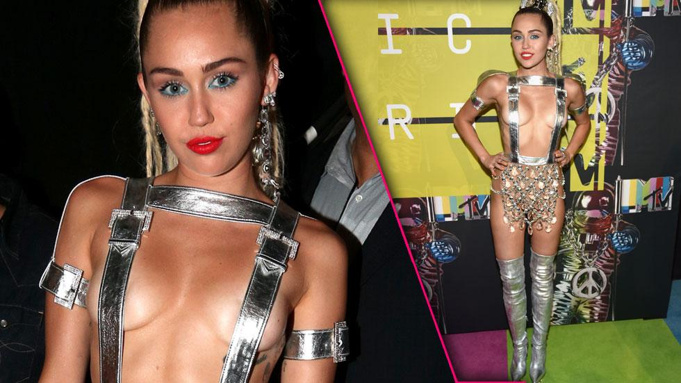 Miley cyrus 2015 mtv vmas