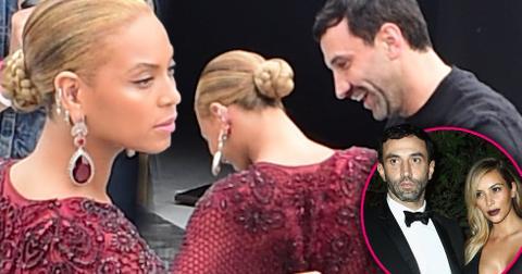 Beyonce steals kim kardashian bestie