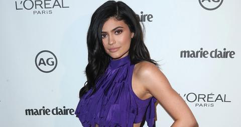Kylie jenner pregnancy