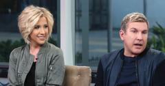 Todd And Savannah Chrisley Visit Hollywood Today Live