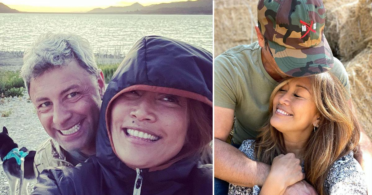 carrie ann inaba and ex fabien viteri look cuddly in new instagram post