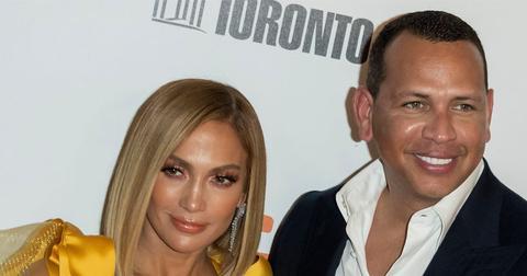 Jennifer Lopez A-Rod