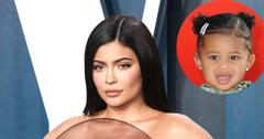 Kylie Jenner's Daughter Stormi Takes Care Of Her After Procedure