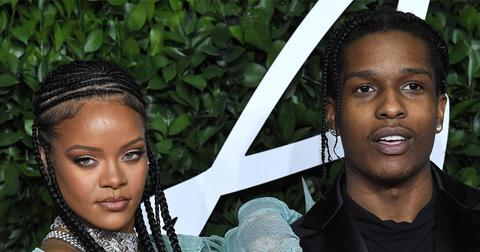Rihanna & A$AP Rocky Spend Time Together In NYC