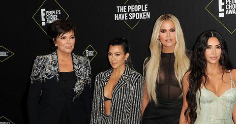 Kris Kardashian Announces New Partnership With Hulu And Star