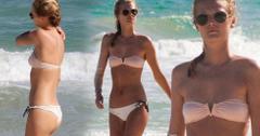 toni garrn bikini body