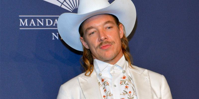 Diplo at the 2020 amfAR New York Gala