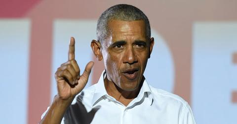 Barack Obama Dishes On Putin, Lindsey Graham And Mitch McConnell