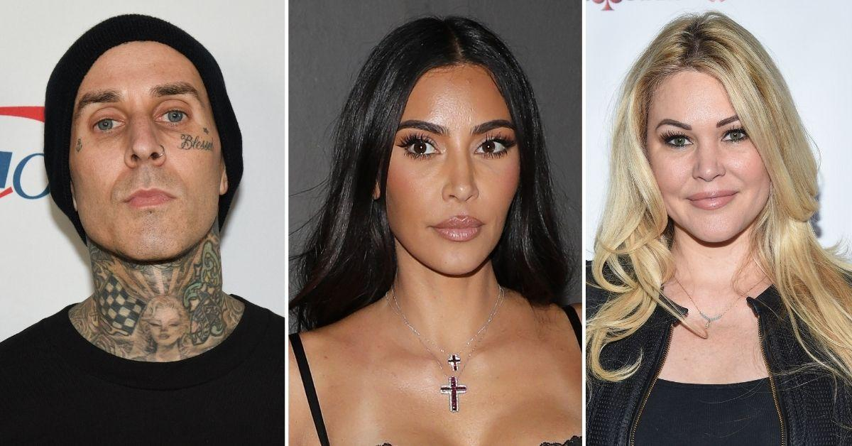 kim kardashian travis barker did not have affair shanna moakler kourtney kardashian
