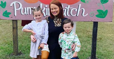 kathryn dennis kids pumpkin patch