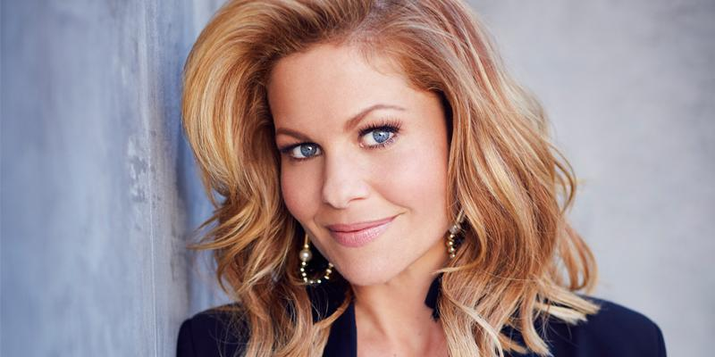 Candace cameron bure reveals secret to a grace filled clapback hero