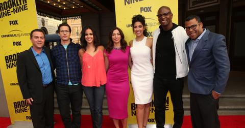 """""""Brooklyn Nine Nine"""" Steak Out Block Party And Special Screening Event – Arrivals"""