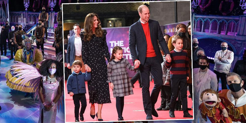 Kate Middleton Prince William, Prince George, Princess Charlotte