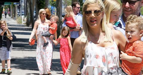 Tori spelling dean mcdermott mothers day 20