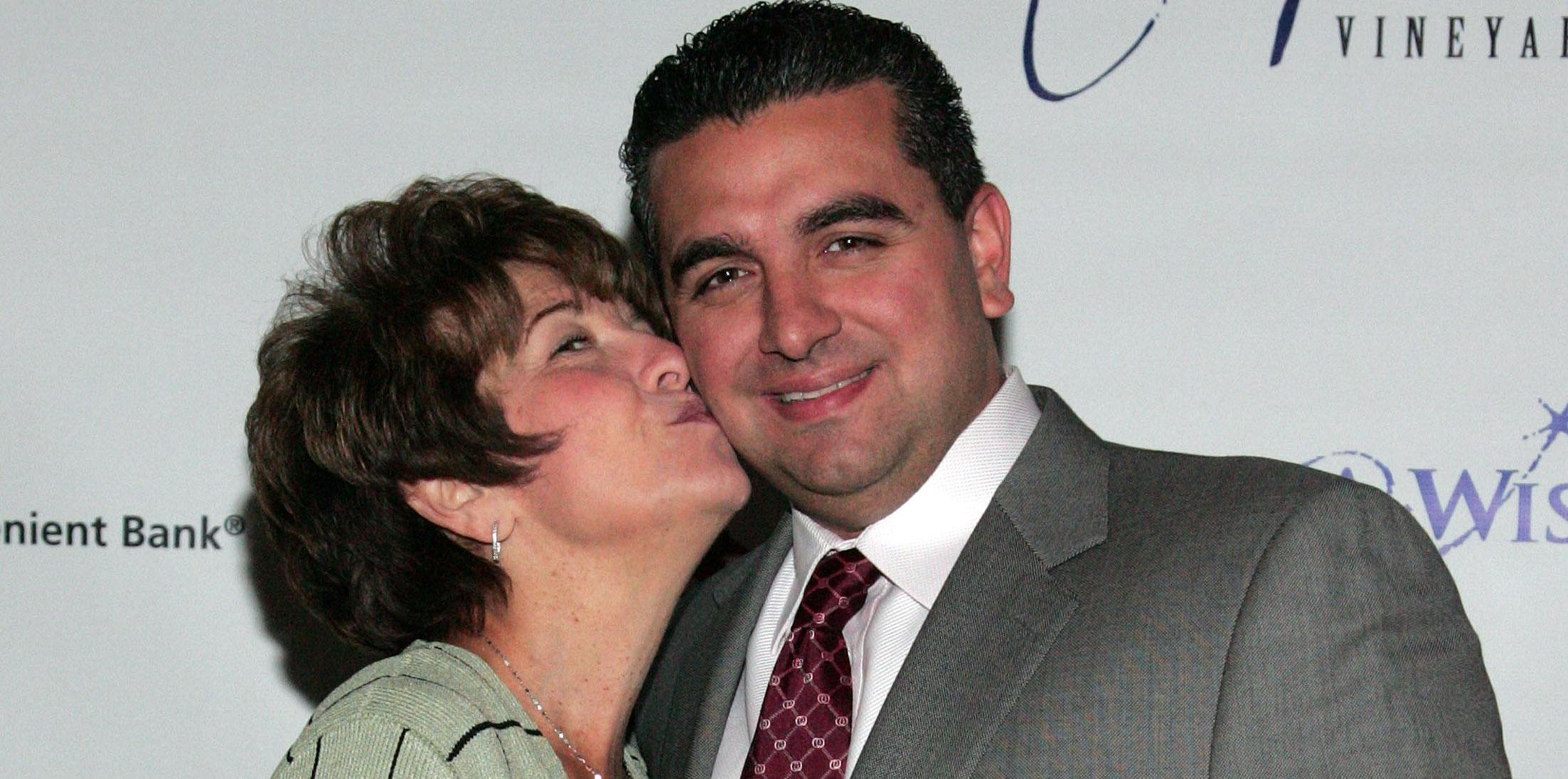 Cake Bossy Buddy Valastro Mom Death ALS Long