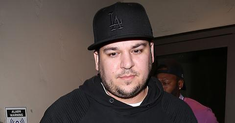 Rob kardashian tribute father