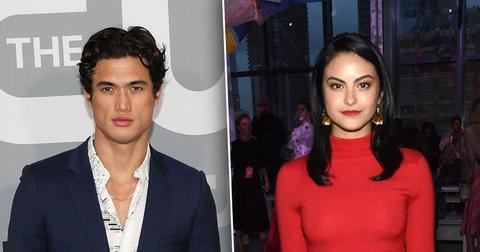 Camila Mendes and Charles Melton PP