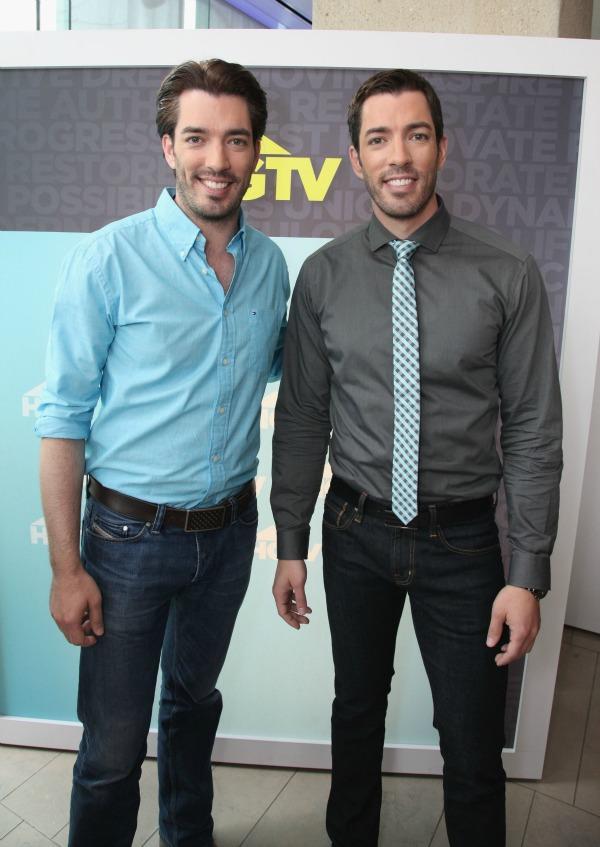 HGTV's Property Brothers Drew Scott and Jonathan Scott