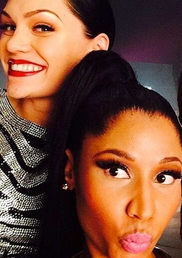 Jessie j nicki minaj new albums fall 2014