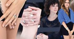 Cara delevingne annie clark engaged ring 03