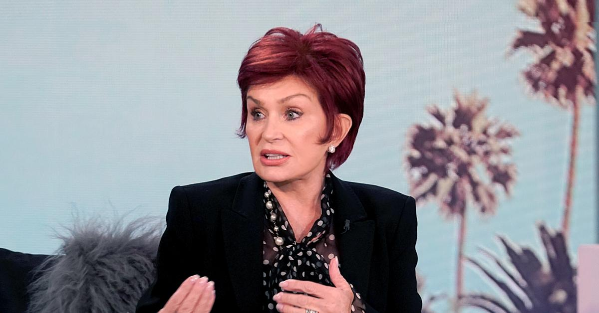 sharon osbourne tens millions quit the talk defending piers morgan
